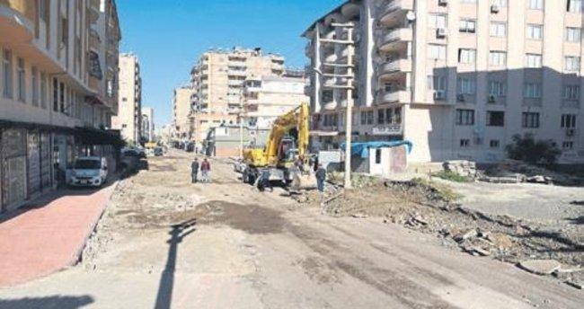 Dr. Ahmet Alkan Caddesi genişliyor