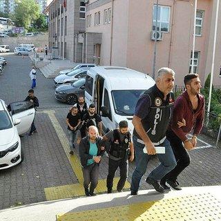 Zonguldak'ta uyuşturucudan 6 tutuklama