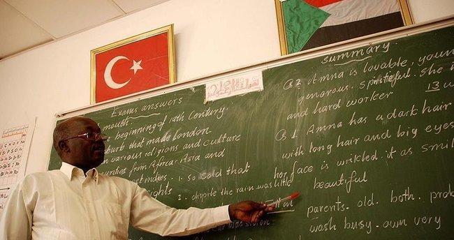 Sudan'daki FETÖ okulları Maarif Vakfına teslim ediliyor