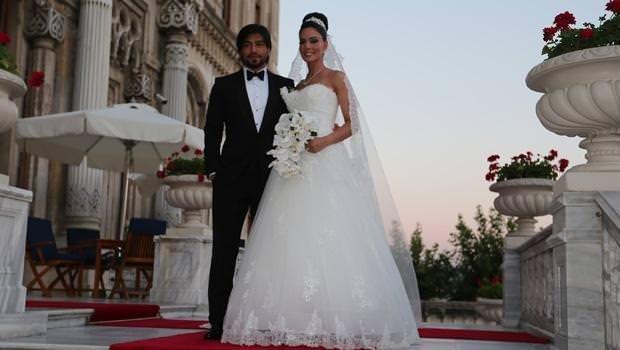 İbrahim Toroman evlendi