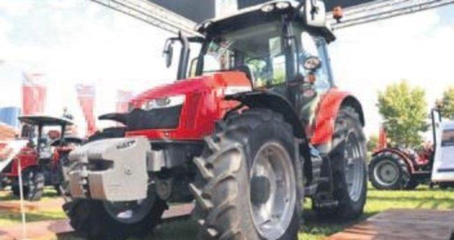 Yılın traktörü Bursa'dan çıktı