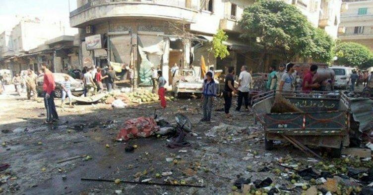 Esad rejiminden kuşatma altındaki Hula'ya vakum bombalı saldırı