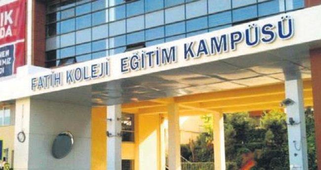 Sarıyer'deki okullar himmet üssü çıktı