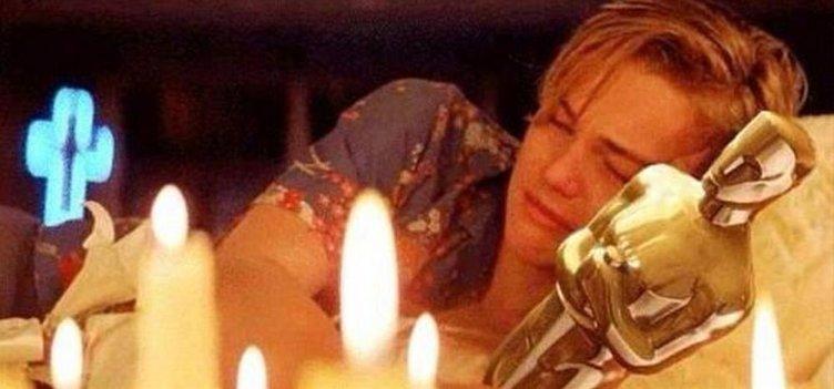 'Sen üzülme Leo'