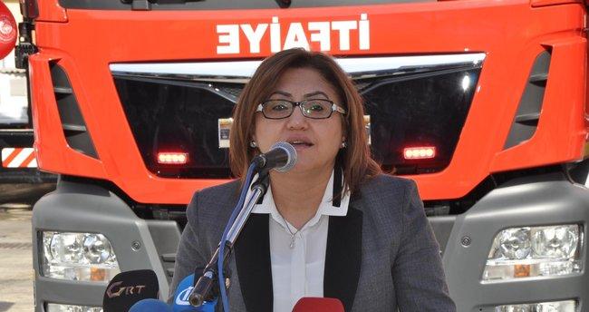 Fatma Şahin'den DEAŞ'in şebeke suyuna zehir kattığı iddialarıyla ilgili suç duyurusu