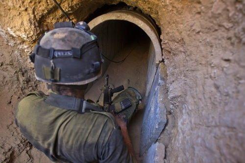 Ortalığı karıştıran tünel
