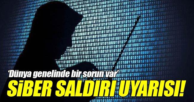 BTK BAŞKANI SAYAN'DAN SİBER SALDIRI UYARISI!