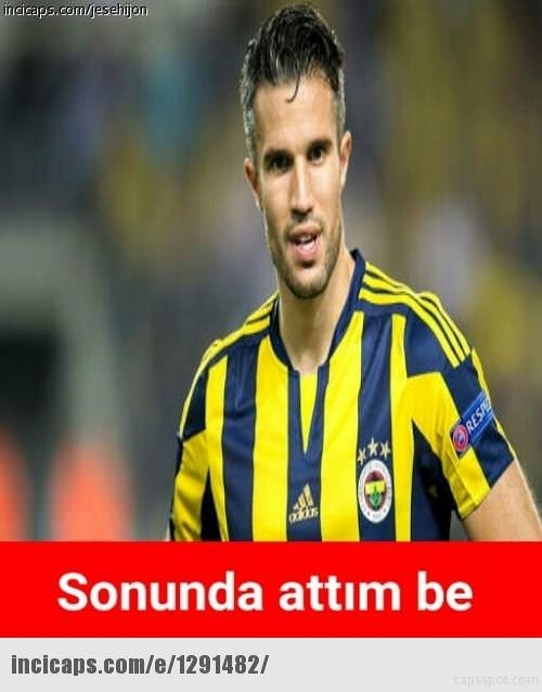 Osmanlıspor-Fenerbahçe capsleri