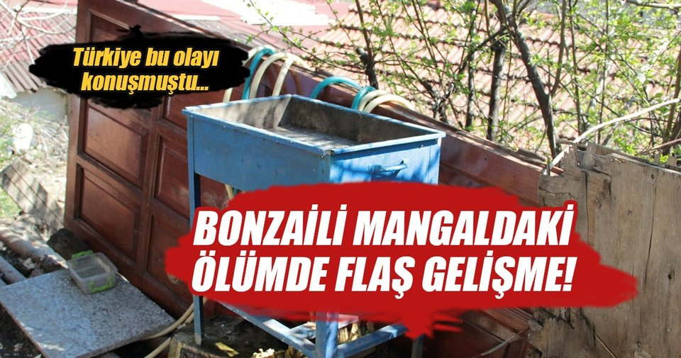 Mangalda bonzaili ölümün şüphelisi ev sahibi kadın