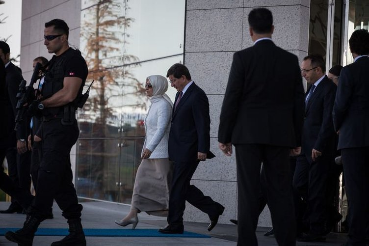 Başbakan Davutoğlu'nun ilk yurt dışı ziyareti