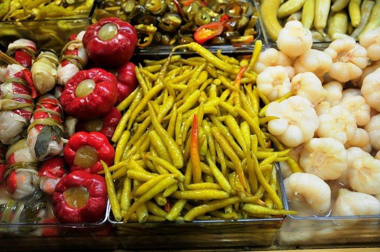 Tok tutan sağlıklı yiyecekler