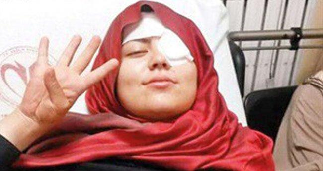 Başörtülü öğrenciyi yaralayan vandallar serbest