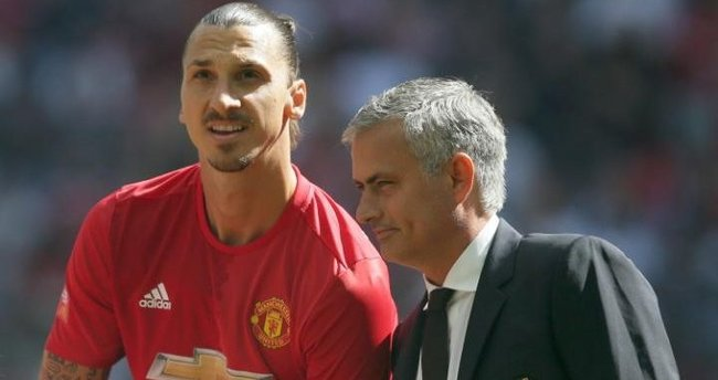 Mourinho'dan Ibrahimovic müjdesi!