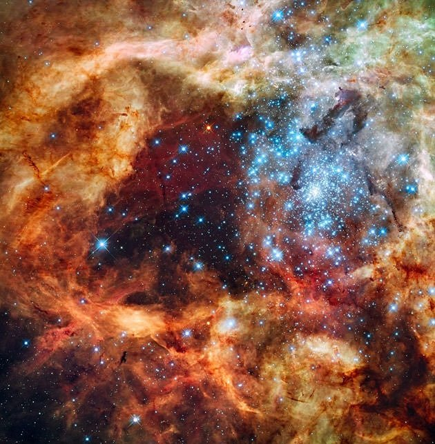 250 ışık yılı ötede 5 güneşli gezegen