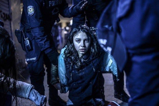 Dereceye giren dünya basın fotoğrafları