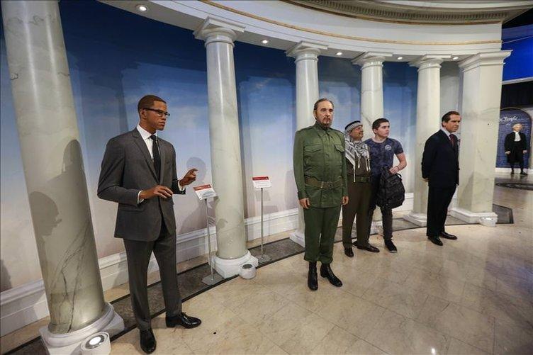 Turistlerin gözdesi Balmumu Müzesi