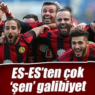 Eskişehirspor çok 'şen'