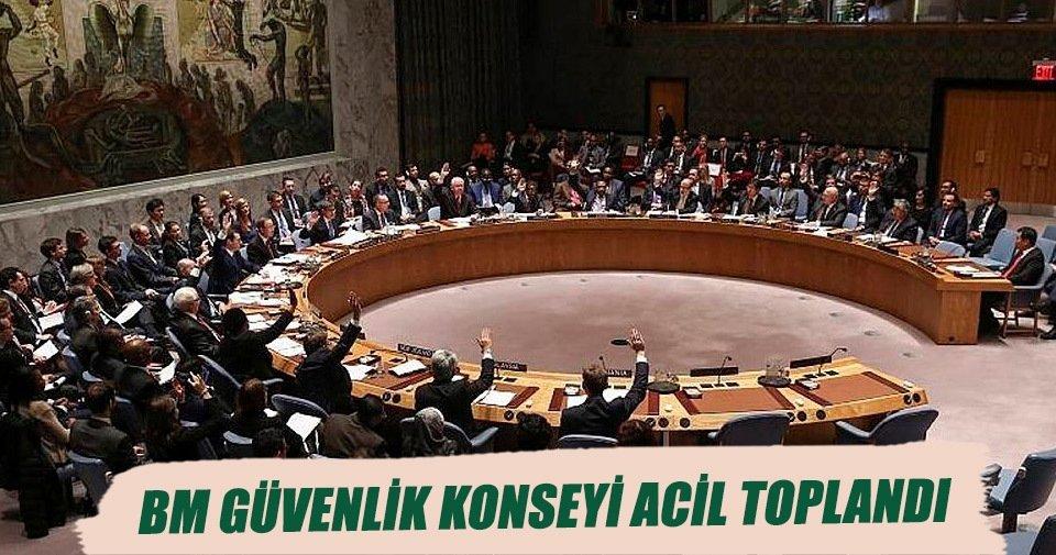 BM Güvenlik Konseyi Halep'i görüştü