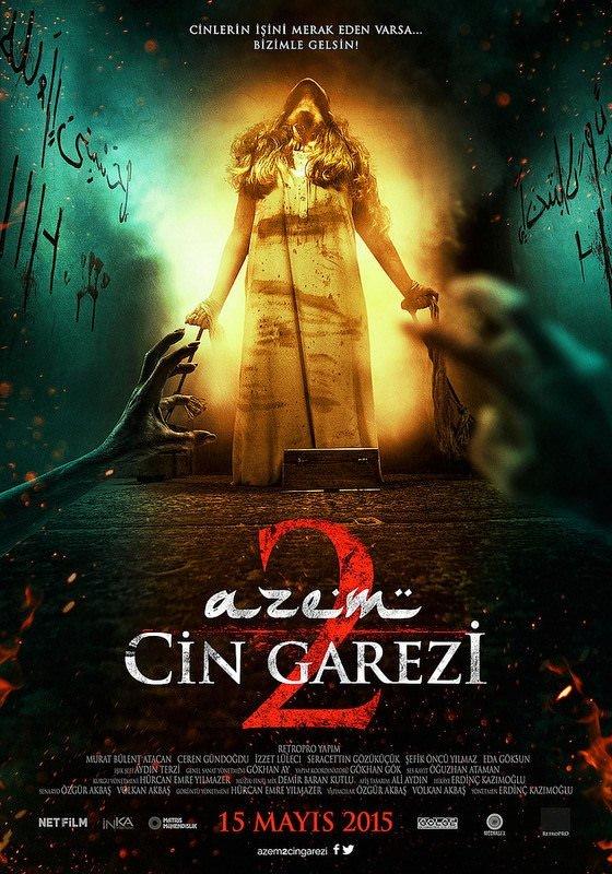 Azem 2: Cin Garezi filminden kareler