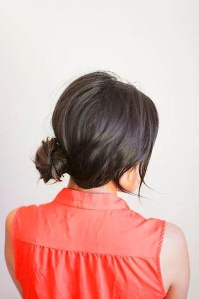 Basit ve kurtarıcı saç modelleri
