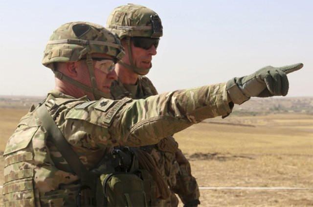 İşte ABD'nin DEAŞ'a karşı kullandığı silahlar...