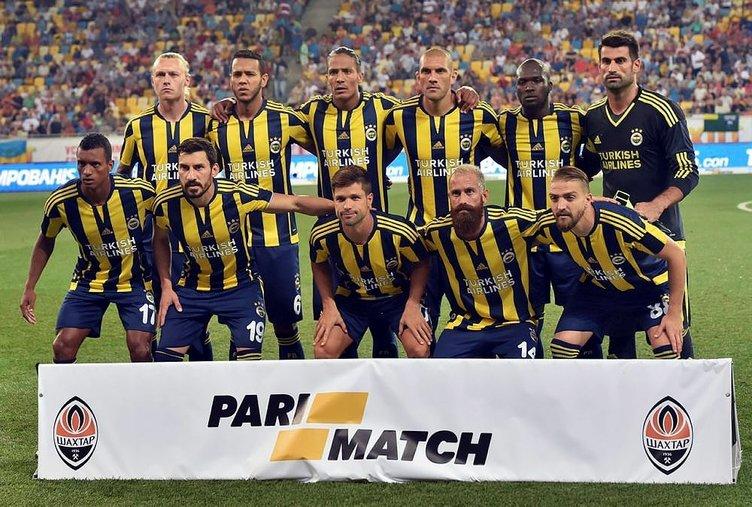 Fenerbahçe'nin lig tarihindeki performansı