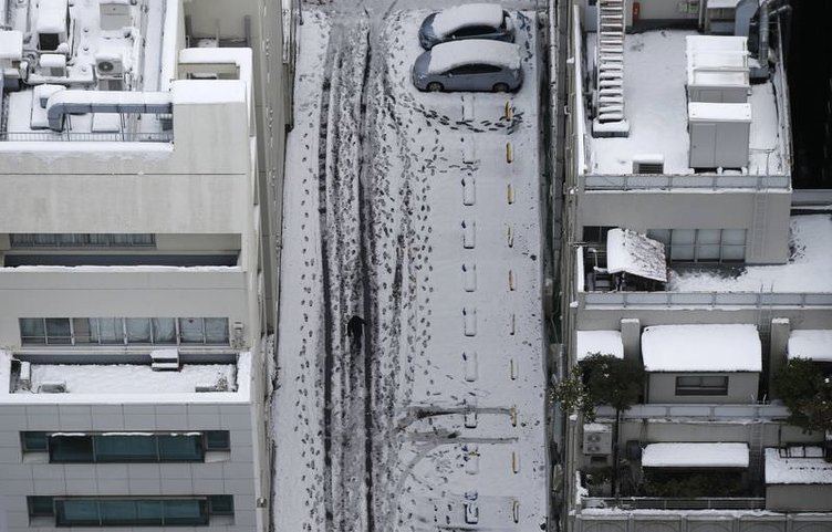 Japonyada beyaz esaret