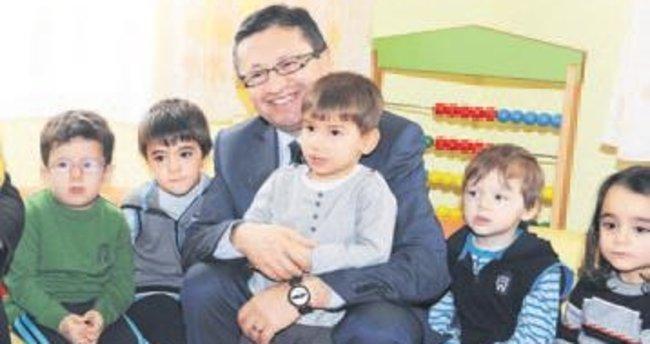 Altındağ'da babalara özel eğitim programı