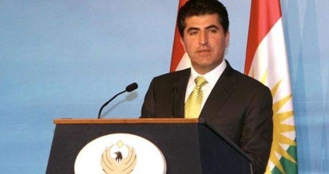 IKBY Başbakanı Barzani yarın Ankara'ya geliyor