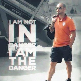 Tehlike benim!