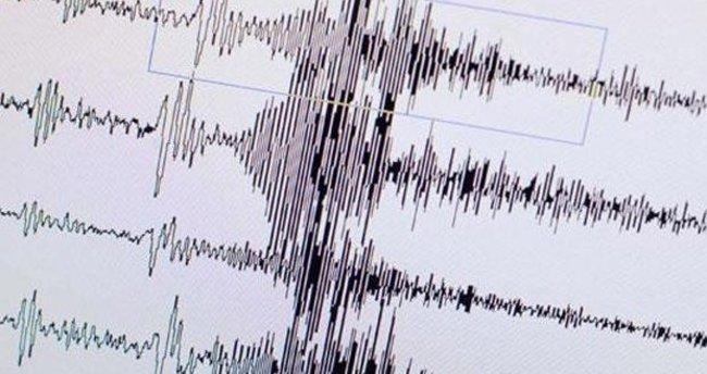 Kütahya'da korkutan deprem