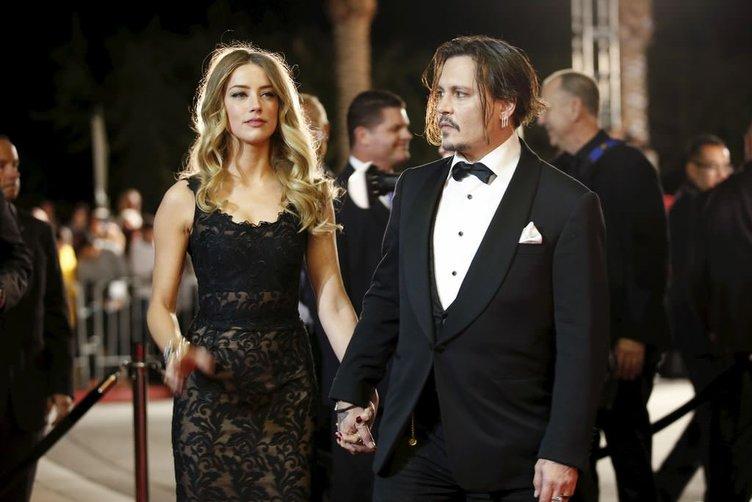 Amber Heard ile Johnny Depp'in ayrılık sebebi bu mu?