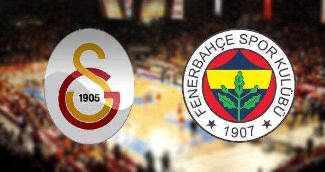 Galatasaray-Fenerbahçe basket maçı saat kaçta, hangi kanalda?