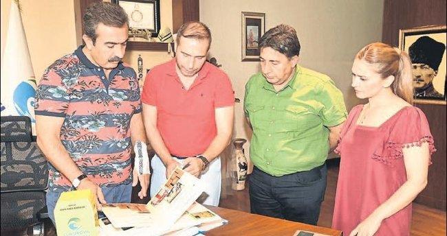 Çukurova'da giysi toplama projesi