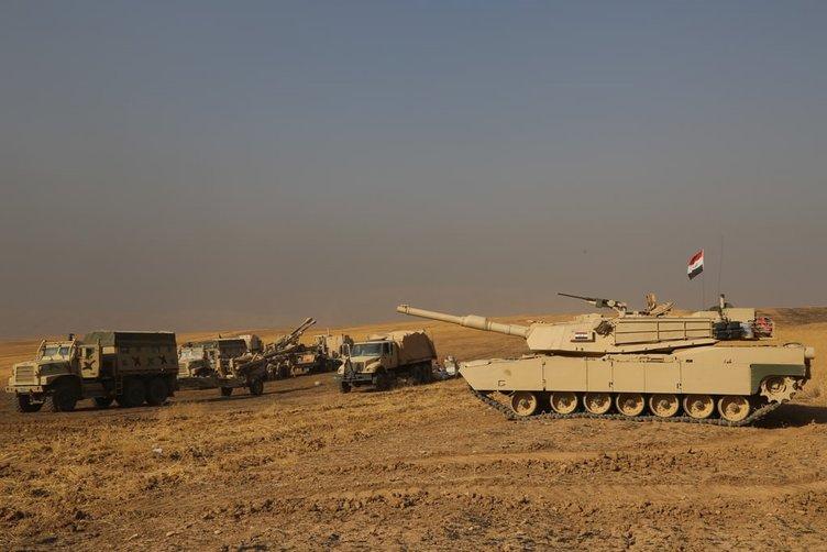 Musul'da operasyonun ikinci günü yoğun çatışmalarla devam ediyor
