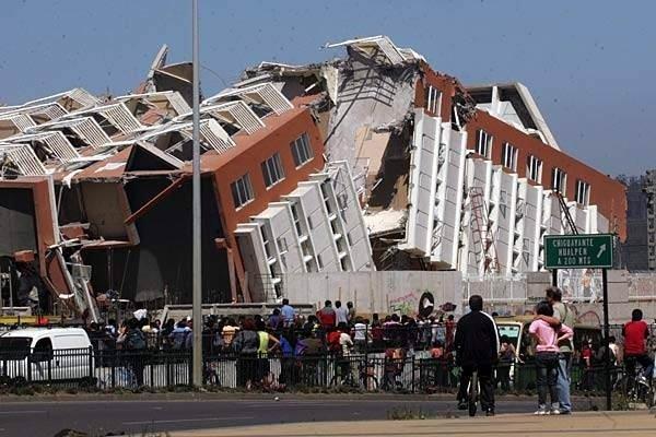 Tarihteki en büyük depremler...