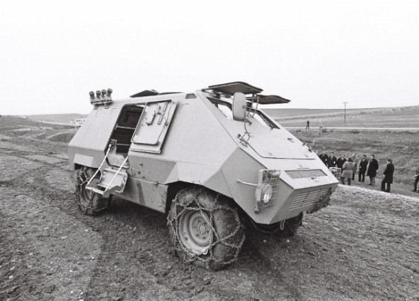 Geçmişten günümüze polis araçları