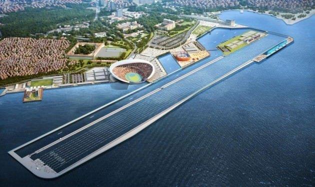 İstanbul 2020 için işte böyle olacak