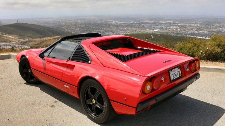Dünyanın ilk elektrikli Ferrarisi