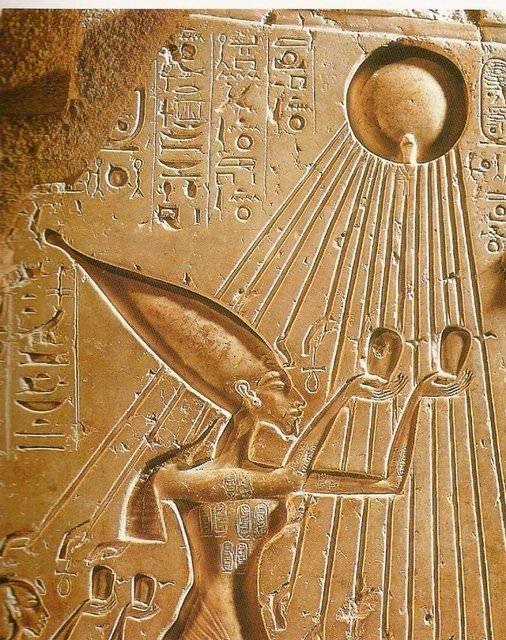 Tanrı'ya inanan firavun Akhenaton'un gizemi!