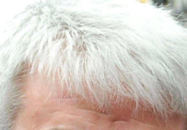 Beyazlayan saçlardan şikayetçi olanlar!