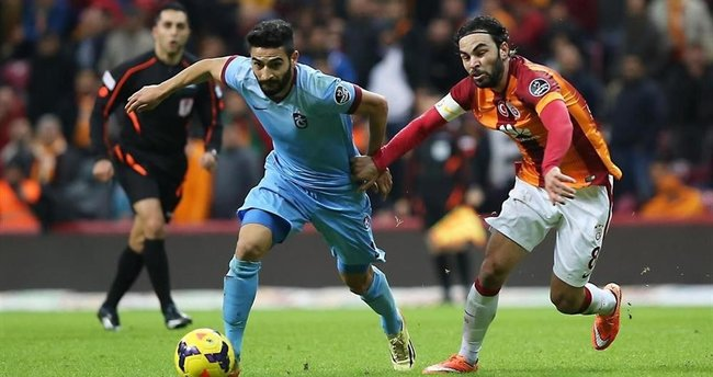 Galatasaray - Trabzonspor - Büyük mücadele!