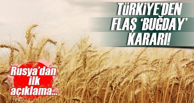 Türkiye Rus buğdayını kısıtlıyor iddiasına Kremlin'den flaş açıklama