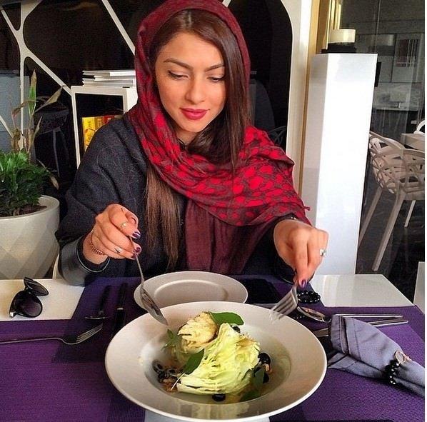 İran'ın zengin kadınları