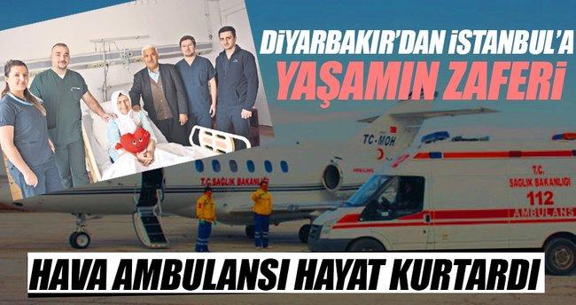 Diyarbakır-İstanbul arası yaşam seferberliği