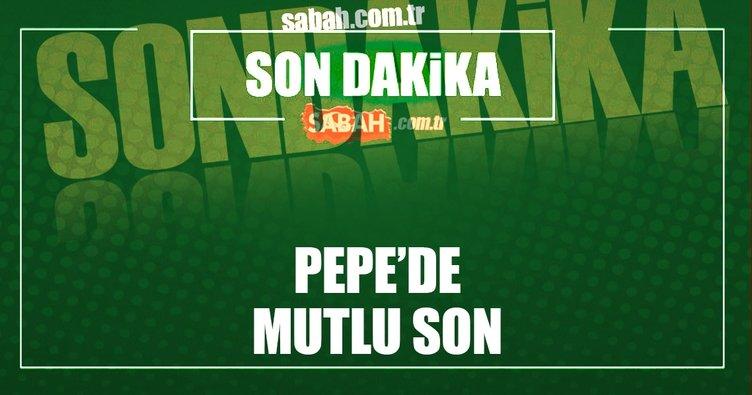 Pepe Beşiktaş'ta