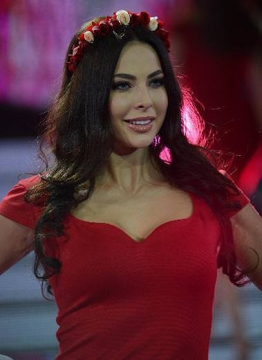 İşte Rusların en güzel kızı