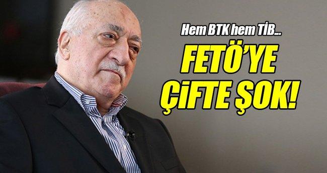 BTK ve TİB'de FETÖ operasyonu: 14 tutuklama