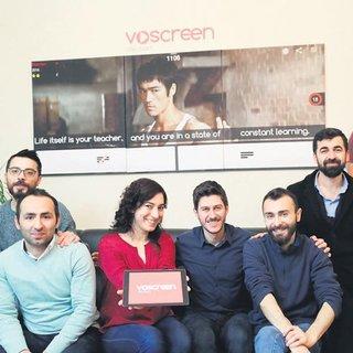 Filmlerden küresel eğitim ekranı