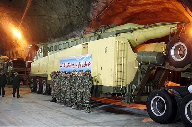 İran'dan dünyaya gözdağı!